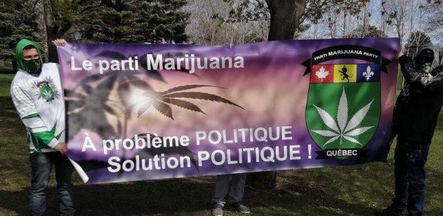 parti marijuana solution politique