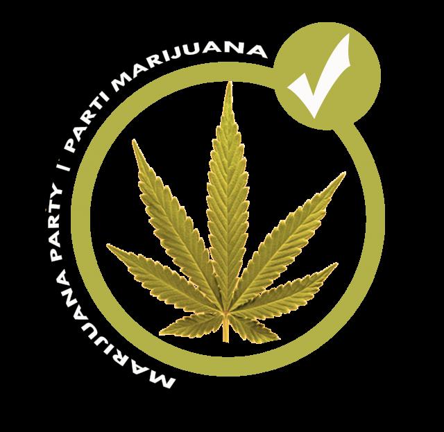 logo parti marijuana